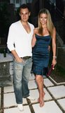 Jake and Jennifer attended the annual Cleo swimsuit party in Sydney in Nov. 2006.