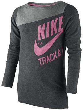 Nike Track & Field Girls' Running Sweatshirt