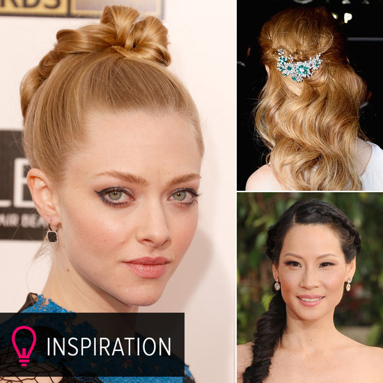Need Bridal Hair Inspiration? Here You Go