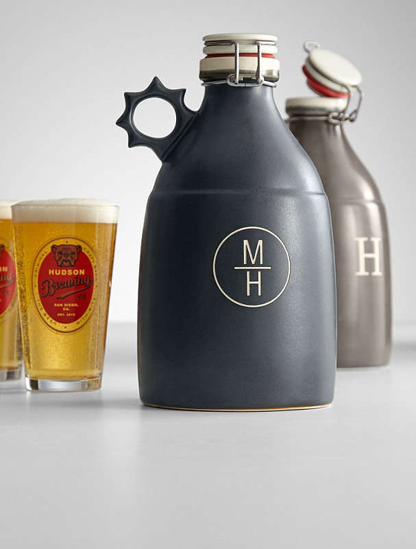 Red Envelope Portland Growler