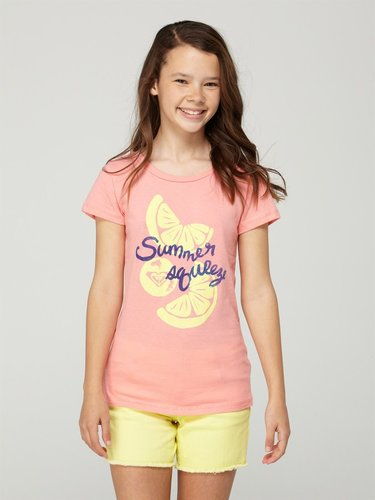 Girls 7-14 Summer Squeeze Harmony Tee