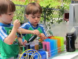 Create an Outdoor Science Lab