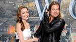 "Video: Brad Pitt Admits He Got Angelina a ""Dirty"" Birthday Present"