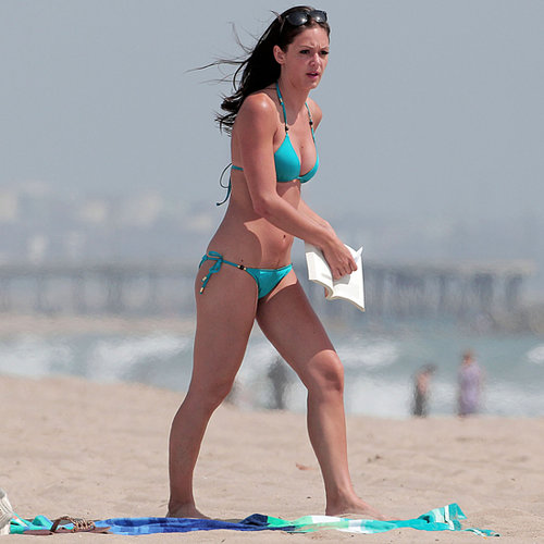 Desiree Hartsock in a Bikini in LA