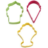 Ice Cream Cookie Cutters