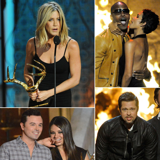 Look Back at the Best Guys Choice Award Moments!