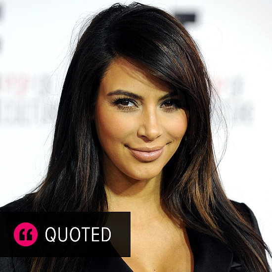 Baby Talk: Kim Kardashian's Candid Quotes on Pregnancy
