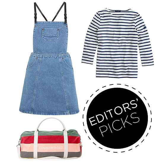 Editor's Picks: Long Weekend Essentials