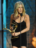 Jennifer Aniston nabbed an award back in 2011.