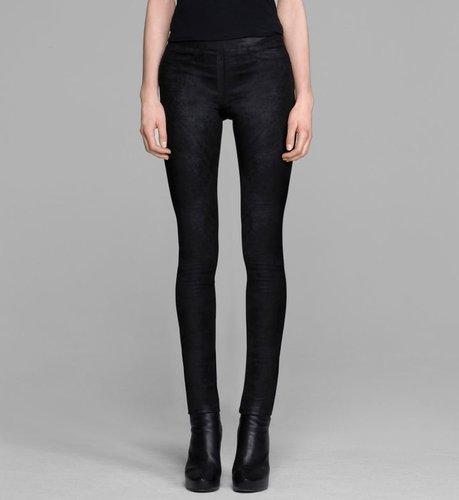 Patina Stretch Leather Legging