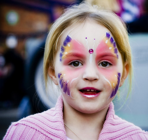 Play Dress-Up With Face Paint