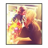 Rachel Zoe enjoyed a special moment with Skyler. Source: Instagram user rachelzoe