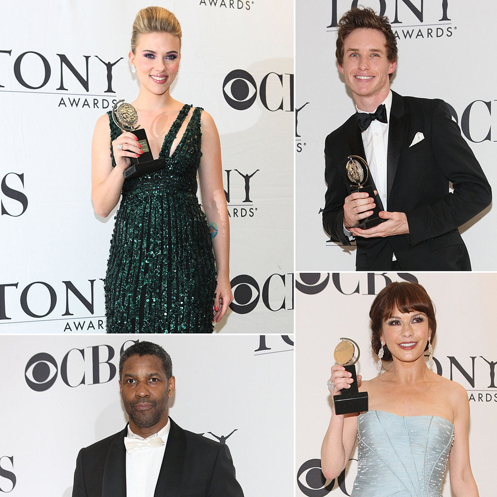 They Won a Tony?! 21 Stars Who Hit It Big on Broadway