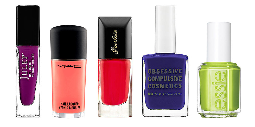 June's Best New Nail Polish Shades