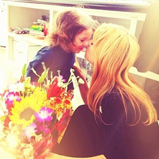Celebrity Moms' Instagram Pictures Week of June 1, 2013