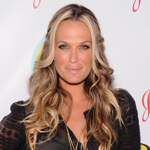 Molly Sims Interview For Baby Buggy | Video