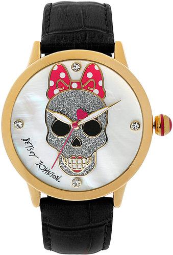 Skull Face Watch