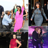 Congrats Kim! See the New Mum's Worldwide Pregnancy Tour