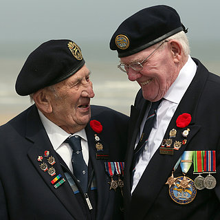 Veterans Commemorate D-Day in Normandy
