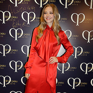 Amanda Seyfried in Red Givenchy in Hong Kong | Video