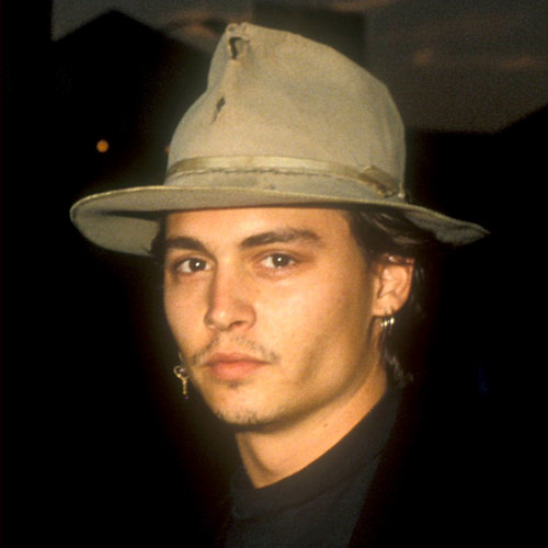 Sexy Vintage Pictures Of Johnny Depp For His 50th Birthday