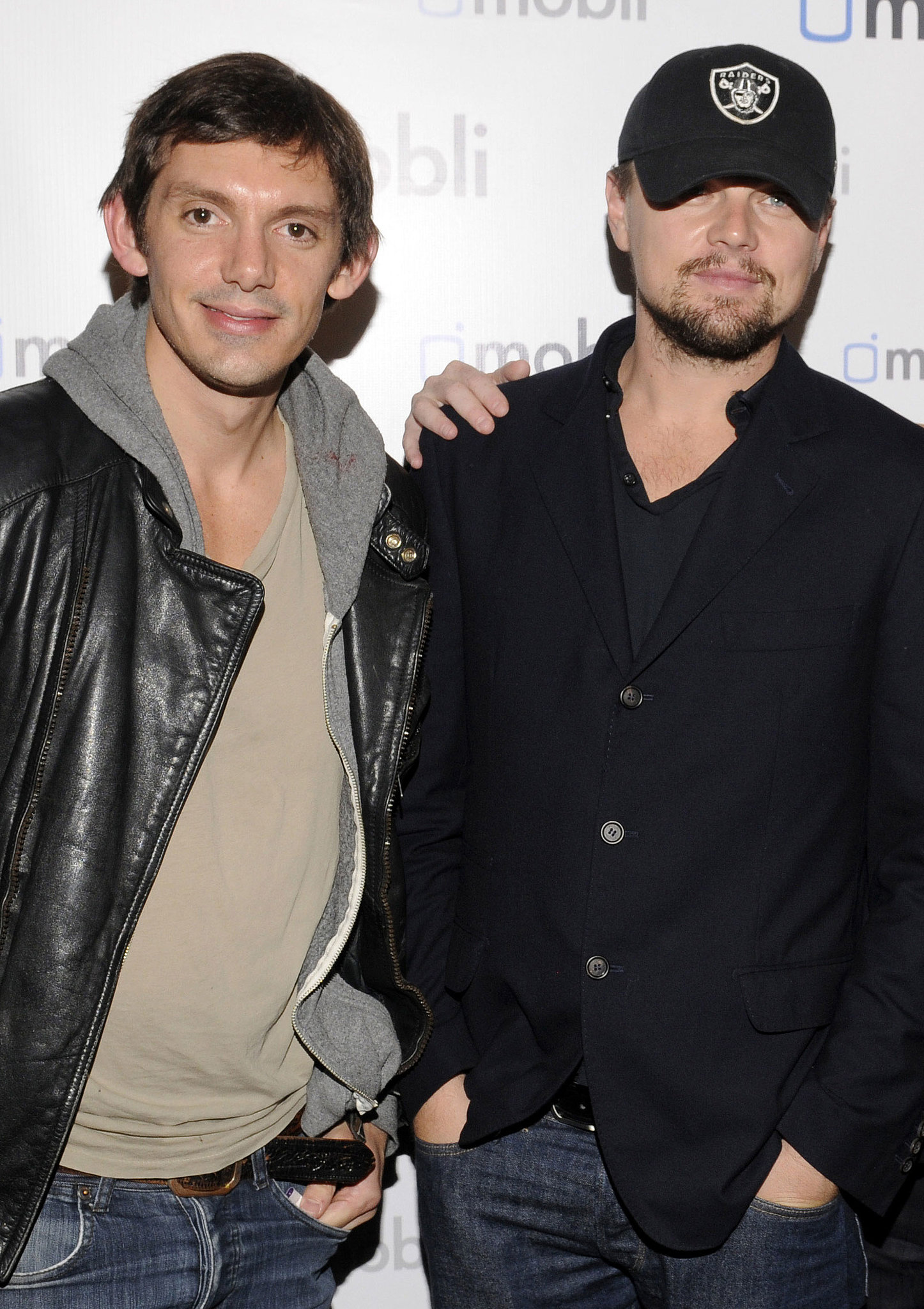 Leonardo DiCaprio and Lukas Haas have been buddies since they first met while auditioning in Hollywood years ago. They stick together for sports games and lavish vacations, and they even attended Coachella together in 2011.