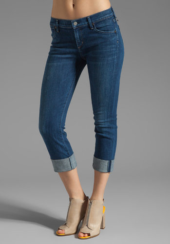 Citizens Of Humanity Jeans Dani Cropped Straight Leg