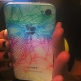 The Curious Art of Cracked iPhones