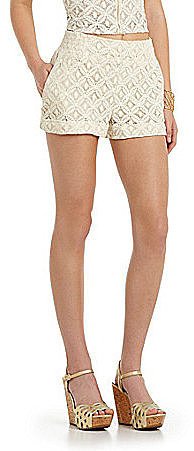 Soulmates Lace Soft Shorts