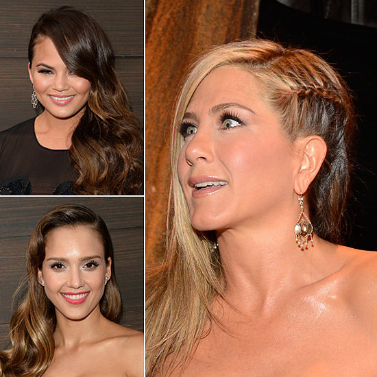 Jennifer Aniston's Side Braid and More at the Guys Choice Awards