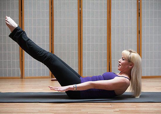 Core: Pilates 100s