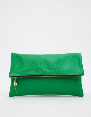 Foldover in Green Apple