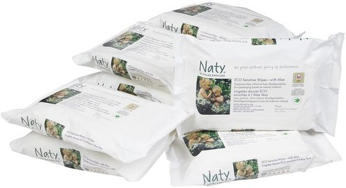Nature Baby Care Aloe Baby Wipes Refill 700ct.