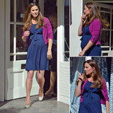 Kate Middleton Pops Out For Shopping Before Maternity Leave
