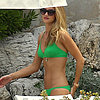 Rosie Huntington-Whiteley Bikini Pictures in France