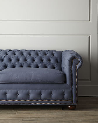 """Old Hickory Tannery """"Trixie"""" Sofa"""