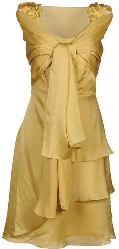CATERINA MASONI Short dress