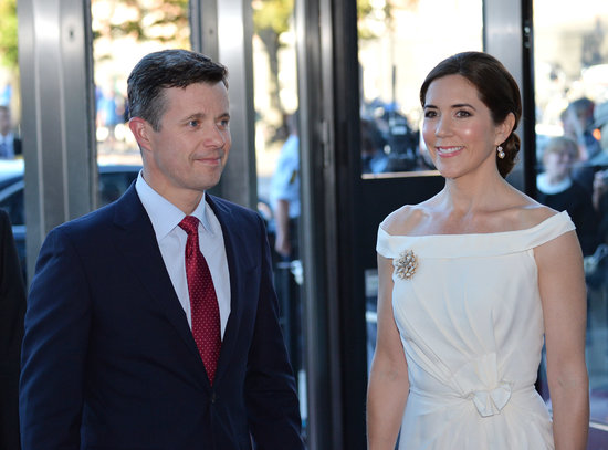 Princess Mary and Prince Frederik Get Back to Royal Duties