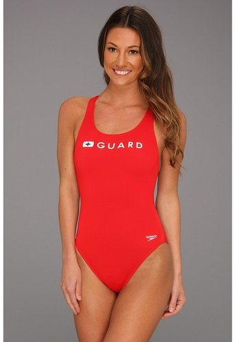 Speedo - Guard Super Pro One Piece (Red) - Apparel
