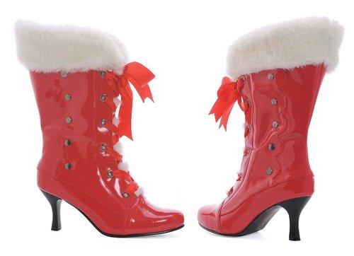 "Ellie Shoes E-257-Noel, 2.5"" Heel Boots."