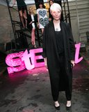 Kate Lanphear at Stella McCartney's Resort 2014 presentation in New York. Source: David X Prutting/BFAnyc.com