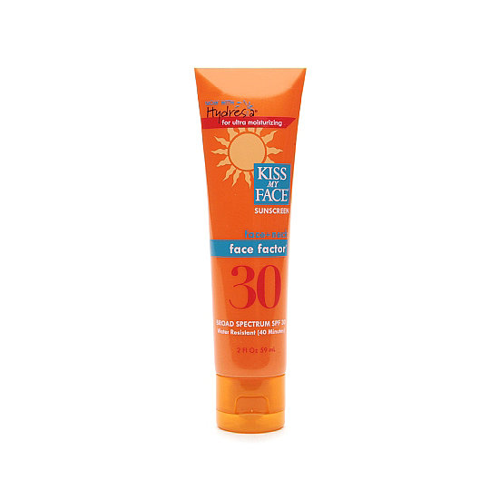 While most sunscreens can work all over your body, try this Kiss My Face Sunscreen For Face and Neck SPF 30 ($10, originally $11) to make sure that your ears, nose, and neck get the special attention they deserve.