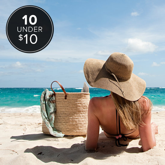10 Under $10: Beach Bag Essentials