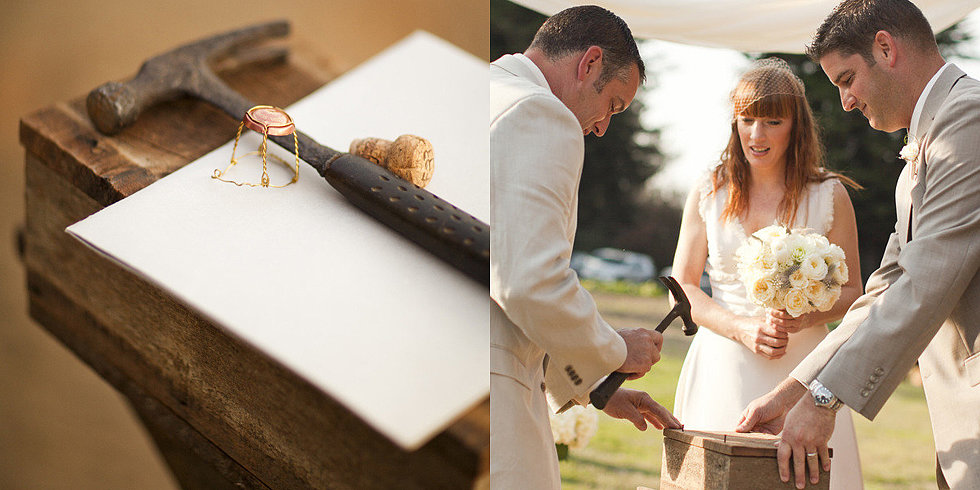 Have a First Fight (Box) at Your Wedding