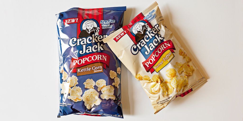 Kettle Corn the Cracker Jack Way