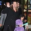 Brad Pitt and Pax | Photos