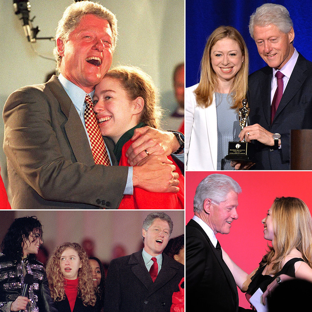 10 Reasons Bill Clinton Is a Cool Dad