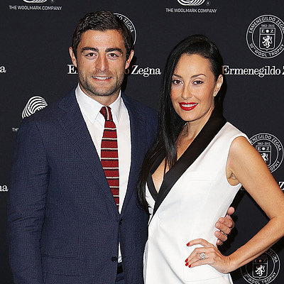 Terry Biviano and Anthony Minichiello Expecting First Child