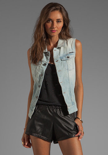 G-Star Arc Denim Vest