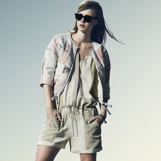 BCBG Max Azria Resort 2014: Modern-day Gypsetters, Rejoice!